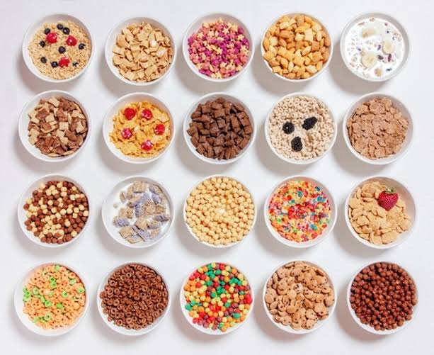 Cereal foods
